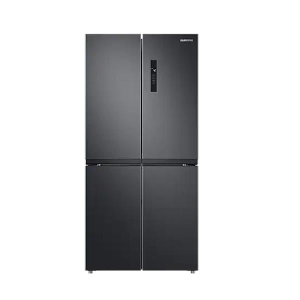 SAMSUNG RF48A4000B4 Side By Side Refrigerator