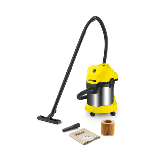 KARCHER WD3 PREMIUM Wet And Dry Vacuum  Cleaner